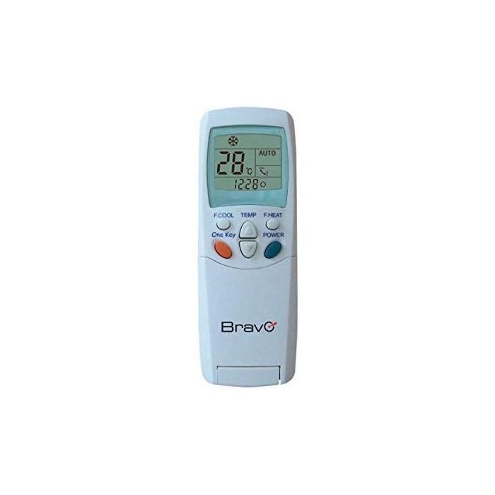 Telecomando universale per condizionatore climatizzatore d'aria BRAVO, compatibile con i principali marchi