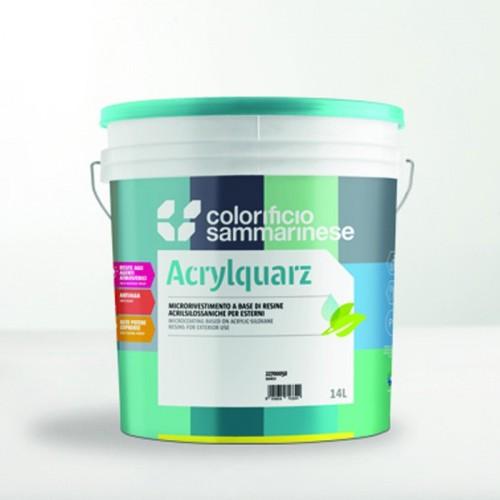 Acrylquarz Bianco Sammarinese