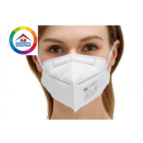 Mascherina di protezione KN95/FFP2