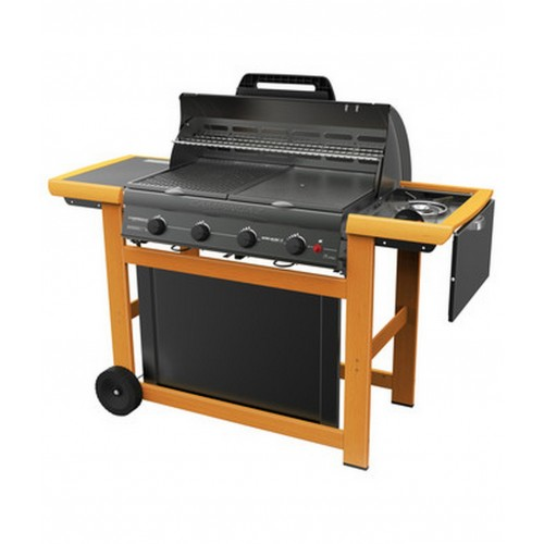 BARBECUE A GAS ADELAIDE 4 WOODY DLX