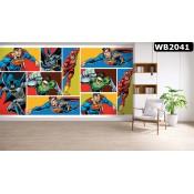 Ada Kids Murals WARNER BROS COLLECTION