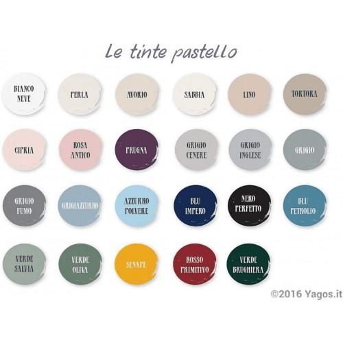 Novecento Paint Tinte Pastello