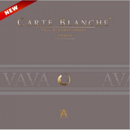 Carte Blanche Atlas Parati