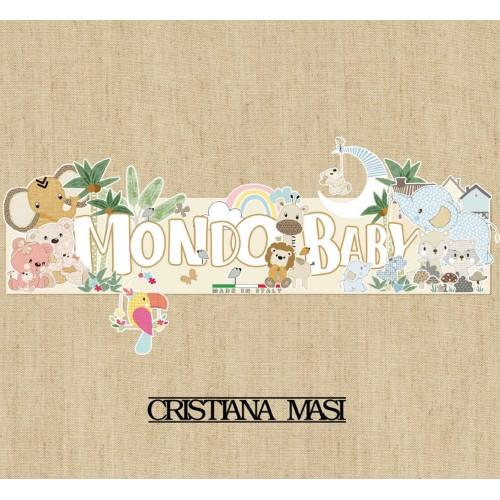 MONDO BABY Cristiana Masi Carta Parati