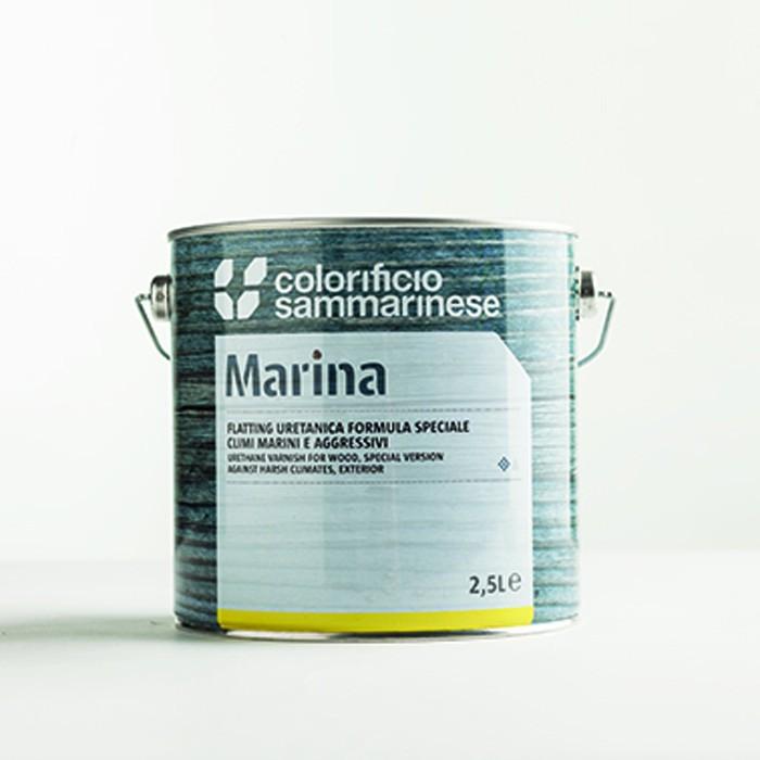 Marina Flatting Uretanica Lucida Sammarinese
