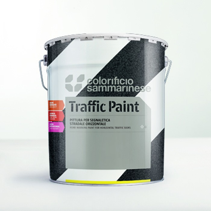 Traffic Paint Sammarinese