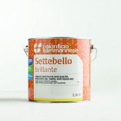 Settebello Alluminio 300° Sammarinese