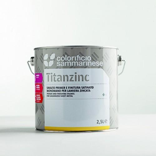 Titanzinc Sammarinese